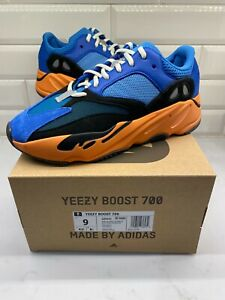 Adidas Yeezy Boost 700 Bright Blue Size 9 GZ0541 IN HAND - FREE SHIPPING!