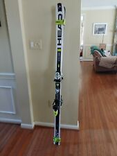 Head World Cup rebels fis gs 176 race skis with bindings