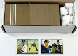 2003 Bowman Heritage Baseball Set with Variations + Some RC's (1-180)(250-280)