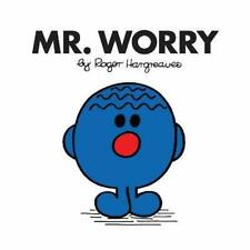 Mr. Worry (Mr. Men Classic Library) - Paperback / softback NEW Hargreaves, Rog