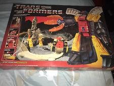 Transformers Vintage Lot OPTIMUS OMEGA SUPREME ASTROTRAIN SOUNDWAVE + BUZZSAW