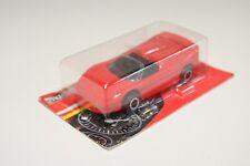 V 1:60 MAJORETTE FERRARI F50 F 50 SPIDER RED MINT ON CARD