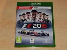 F1 2016 Xbox One Formula 1 **FREE UK POSTAGE**