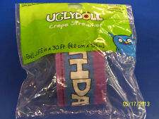 Uglydoll Ugly Dolls Cartoon Birthday Party Supplies Decoration Crepe Streamer