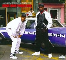 BDP South Bronx Teachings compilation CD Boogie Down Producions KRS-One