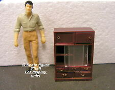 One Entertainment Center Diorama Accessories 1:24 (G) Scale Mip!