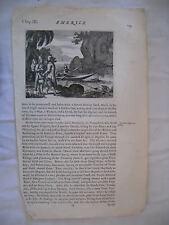 Théodore de BRY - [Petits Voyages] - Amérique - Expédition de Francis Drake