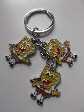 3 pendant Yellow or multicolor Sponge Bob Key chain