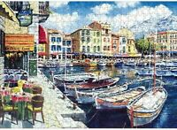 1000 Piece Jigsaw Puzzle Harbour Puzzle for Adult and Kids