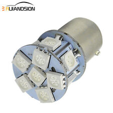 10Pcs 5050 12SMD 1156 BA15S LED Indicator Turn Signal Light Bulb 6V Yellow 240LM