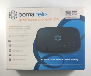 Ooma Telo Smart Home Internet Phone Service Free Nationwide Calling