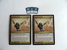 Lightning Helix X2 Planechase*NM* Magic the Gathering MTG! MC
