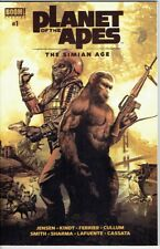Planet of the Apes The Simian Age #1 NM + 9.6. (Boom! Studios)
