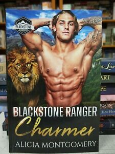 Blackstone Ranger Charmer: Blackstone Rangers Book 2 by Alicia Montgomery (Paper