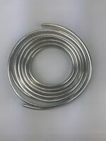 "Copper Refrigeration Tube Coil, 3/8"" 25 ft"