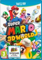 Super Mario 3D World | Nintendo Wii U | Excellent & Fast Dispatch