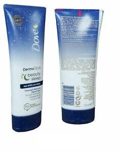 Dove Derma Spa Beauty Sleep Overnight Manicure Hand Cream 75mL