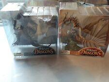 Lot of Todd Mcfarlanes Dragons Series 3