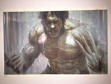 Riccardo Federici Wolverine COMMISSION ORIGINAL ART ORIGINALZEICHNUNG- signed