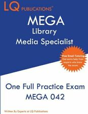 Mega Library Media Specialist: One Full Practice Exam - 2020 Exam Questions...