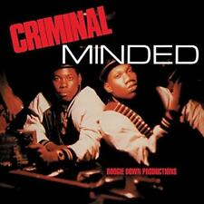 Boogie Down Productions - Criminal Minded CD NEU OVP
