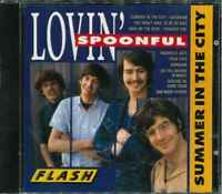 """THE LOVIN' SPOONFUL """"Summer in the city"""" CD-Album"""