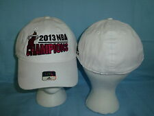 MIAMI HEAT Adidas relaxed fit CAP/HAT 2013 NBA CHAMPIONS  size Large/XL   NWT