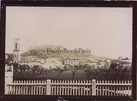 San Gimignano? Italia Foto Amateur Vintage Citrato 1899