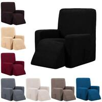 Waterproof Elastic Recliner Chair Cover Elasticity Stretch Wingback Chair Sofa