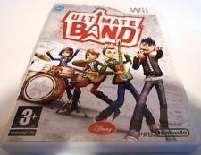 NINTENDO Wii: ULTIMATE BAND