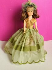 Vintage Sindy Tammy's Friend Clone Doll Made In Hong Kong 8�