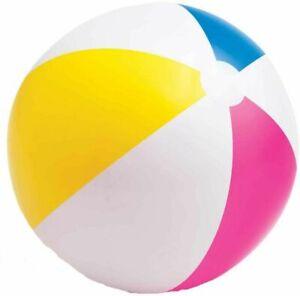Intex Balle pour Piscine 61 CM Piscine Jouets Enfants à Gonfler Ballon de Plage