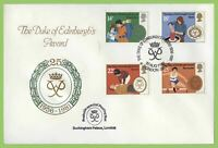 G.B. 1981 Duke of Edinburgh set on official First Day Cover, London SW1