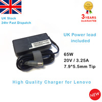 Lenovo Thinkpad Laptop Charger AC Adaptor T400 T410 T420 T430 Z50  20V 3.25A