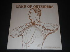 """BAND OF OUTSIDERS   LP 33T 12""""   EVERYTHING TAKES FOREVER   NR 335"""