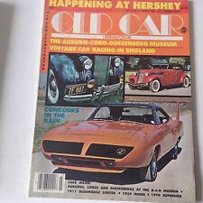 Old Car Illustrated Magazine Concours In The Rain March 1980 060117nonrh2