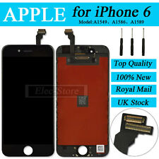 "Black Screen For iPhone 6 4.7"" LCD Touch Display Digitizer Replacement Assembly"