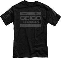 100% Geico Honda Zone Tech T-Shirt  - Mens Tee