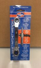 """UNIWELD OFFSET RATCHET WRENCH 70074 (3/16"""",1/4"""",5/16"""",3/8"""")"""