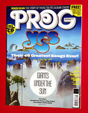 PROG MAGAZINE UK ISSUE #107 March 2020 YES Their 40 Greatest Songs - Nightwish