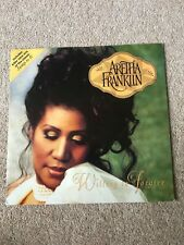 """Aretha Franklin – Willing To Forgive / Jump To It - 12"""" vinyl"""