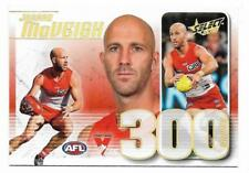 2018 Footy Stars Case Card (CC75) Jarrad McVEIGH Sydney #060