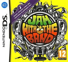 Jeu Musical Jam With The Band  Nintendo DS Neuf