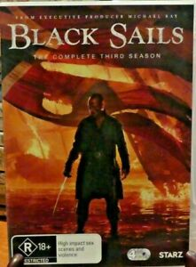 Black Sails : Season 3 DVD