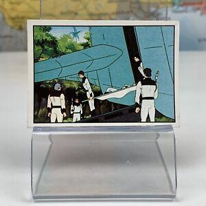 SHIPS SAME DAY Voltron #194 Mini Picture Card Sticker Figurine Panini 1984 Rare
