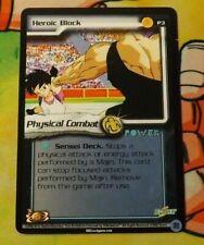 Juego de tarjetas coleccionables de Dragon Ball Z (Score)