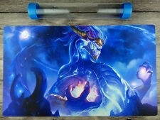 League of Legends Playmat Trading Card Game Custom Mat Free High Quality Tube