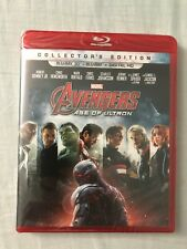 BRAND NEW Avengers: Age of Ultron Collector's Edition (includes 3D Blu-ray Disc)