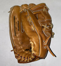 Big Mcgraw Brown Leather Right Hand Throw Baseball Glove Super Flex