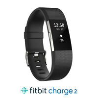 For Fitbit Charge 2 Strap Band Wristband Watch Silicone Replacement